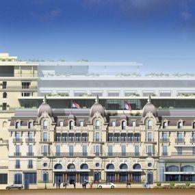 Rénovation Hôtel de Paris, Monte-Carlo