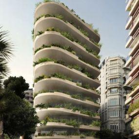 La Petite Afrique, Monaco